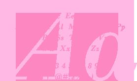 Typography-italic