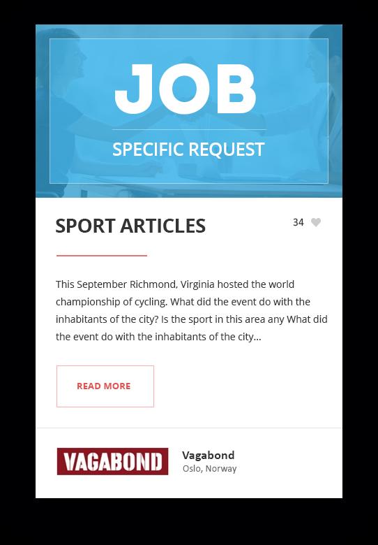 Job block