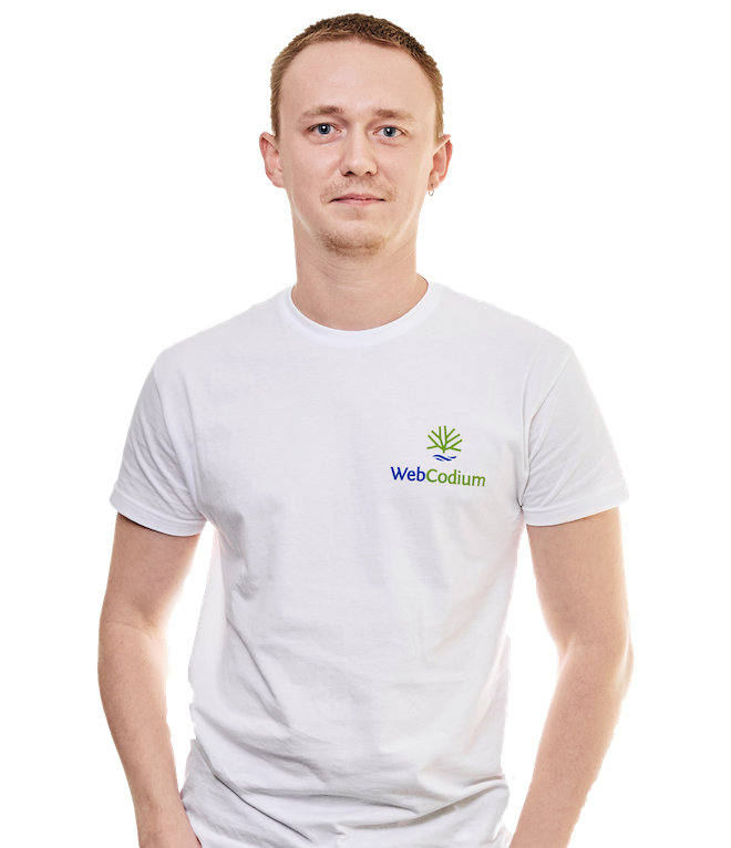Oleksandr Kalukov - CEO & Project Manager