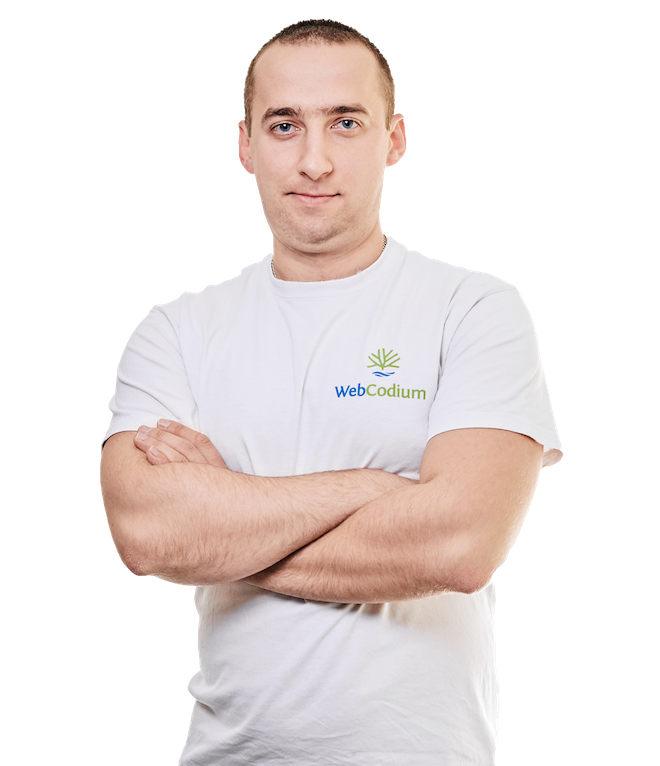Andriy Leshko - Senior Backend Developer